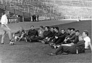 1967 Training mit Hermann Eppenhoff