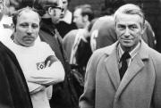 1971/72 VfL-HSV 2-1 Hermann Eppenhoff und Uwe Seeler