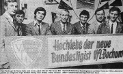 1971 VfL Bochum in der Bundesliga