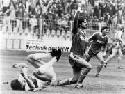 1981/82 VfL Bochum - VfB Stuttgart 3-3