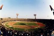1985/86 Indienreise Stadion Kalkutta