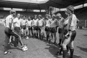 1981/82 Trainingsauftakt