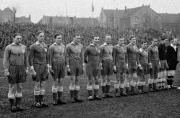 Saison 1938/39 Mannschaftsbild