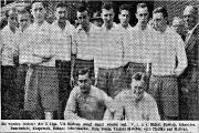 Saison 1955/56 Mannschaftsbild