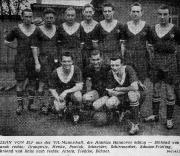 Saison 1954/55 Mannschaftsbild