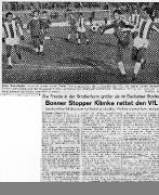 1969/70 - RL West - VfL Bochum - Bonner SC 1-0