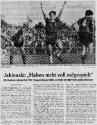 1969/70 - RL West - Bayer Leverkusen - VfL Bochum 0-5