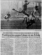 1969/70 - RL West - Lüner SV - VfL Bochum 1-1