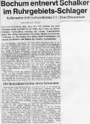 1974/75 Schalke 04 - VfL Bochum 1-1