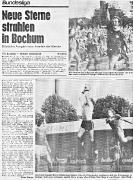 1974/75 VfL Bochum - Kickers Offenbach 5-1