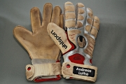 2011/12 Handschuhe Andi Luthe