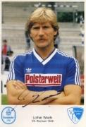 1984/85 Lothar Woelk