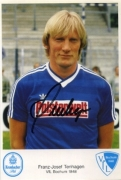 1984/85 Franz-Josef Tenhagen