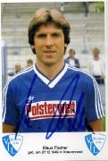 1985/86 Klaus Fischer 2