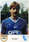 1986/87 Franz Schick