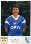 1986/87 Klaus Fischer