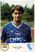 1986/87 Jürgen Wielert