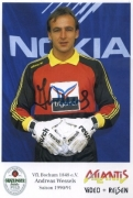 1990/91 GA Andreas Wessels