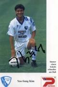 1992/93 Yoo-Sung Kim