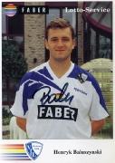1995/96 Henryk Baluszynski