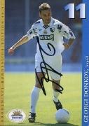 1996/97 Kronen Georgi Donkov