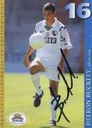 1996/97 Kronen Delron Buckley