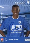 2002/03 mit DWS Sunday Oliseh