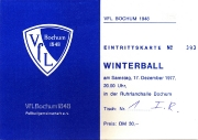 1978 Ticket Winterball