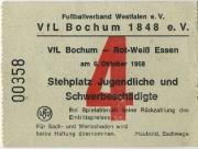 1968/69 RW Essen
