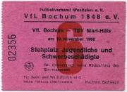 1968/69 Marl - Hüls