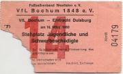 1968/69 Eintracht Duisburg