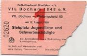 1969/70 Wattenscheid 09
