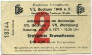 1969/70 VfL Wolfsburg AR