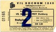 1976/77 MSV Duisburg