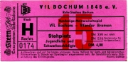 1978/79 - 15 Werder Bremen