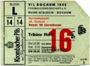1983/84 Bayer Leverkusen