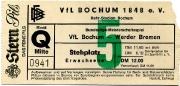 1985/86 Werder Bremen