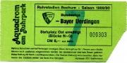 1989/90 Bayer Uerdingen