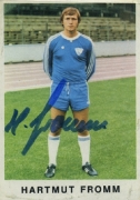 1975/76 Hartmut Fromm