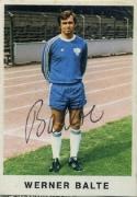1975/76 Werner Balte