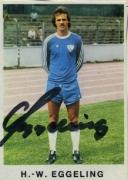 1975/76 Heinz-Werner Eggeling