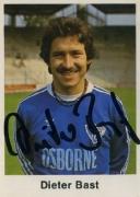 1977/78 G Dieter Bast