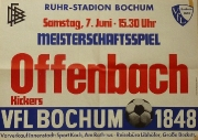 1974/75 Kickers Offenbach