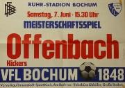 1974/75 Kickers Offenbach