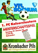 1983/84 1.FC Kaiserslautern