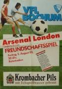 1983/84 Arsenal London