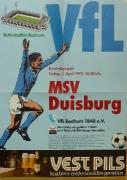 1991/92 MSV Duisburg