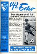 1969/70 VfL Echo 2 Wattenscheid 09