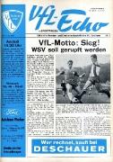 1969/70 VfL Echo 7 Wuppertaler SV