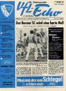 1970/71 VfL Echo